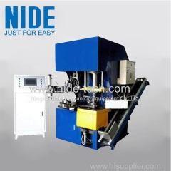 4 WORKING STATIONS ROTOR DIE-CASTING MACHINE ROTOR MANUFACTURING MACHINE