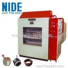 Automatic stator varnish impregnation machine