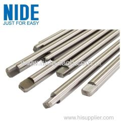 CNC machining Customized linear motion ball bearing shaft rod