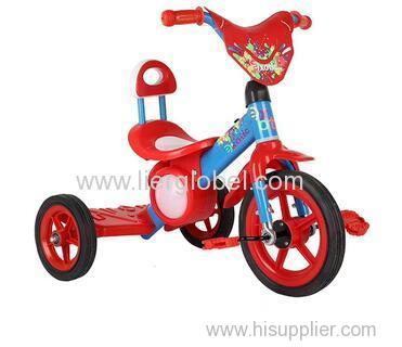 New model popular baby tricycle with three wheels for kids