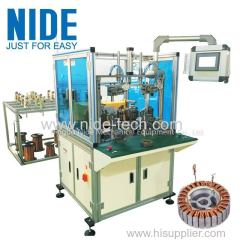 electric balancer coil winding machine for wheel motor