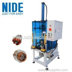 Stator Winding Pre-forming Machine