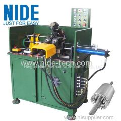 Auto rotor surface turning machine