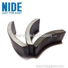 Ferrite magnet for motorcycle magneto