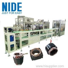 Stator automatic production machines