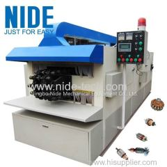Automatic rotor varnish Impregnation machine