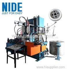 алюминиевый 90t электродвигатель арматурный ротор alumimum die casting machine