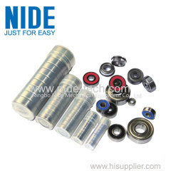 Non standard ball bearings