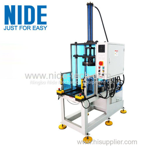 Automatic Stator winding final forming machine with PLC