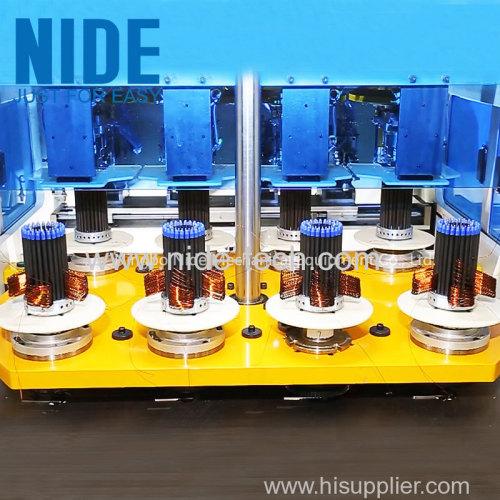 Статор автоматическая машина производства линия сборки