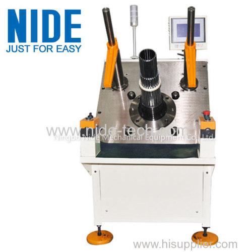 кондиционер статора двигателя полуавтоматическая обмотки катушки вставки машины