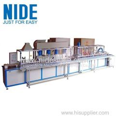 Motorcycle Electrostatic Armature Powder Coating Machine