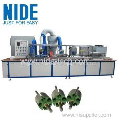 Rotor Insulating Electrostatic Powder Coating Machine