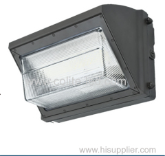 Wallpack LED light high efficiency 135lm per watt