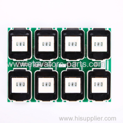 Mitsubshi Elevator Button Board LHB-058A
