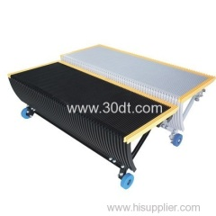Escalator Lift Spare Parts Black/Silver Step Safety Stable