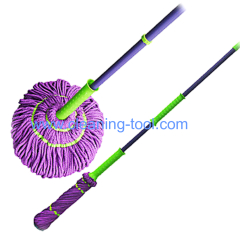 360 Degree Magic Mop Twist Wringing Rotating Floor Cleaning Twist Mop