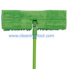 Double Sided Microfiber Mop Wet And Dry Mop