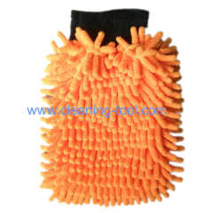 Microfibre Car Cleaning Glove Household Polishing Mitt