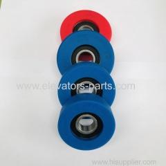 Schindler Escalator Step Chain Roller SCS 241535/70-75-80 (Polyurethane)
