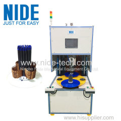 Good price electric motor automatic coil winding machine from China manufacturer