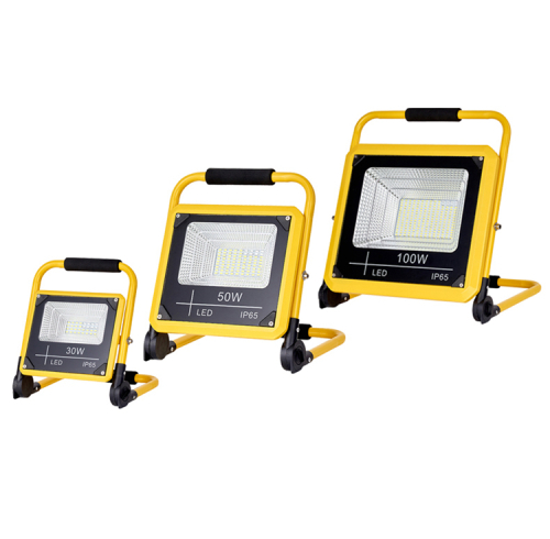30W 50W 100W 150W Rechargeable LED Flood Light