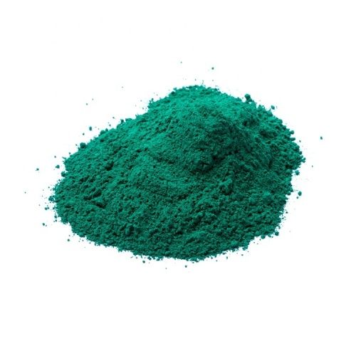 Green Pigment Iron Oxide For Making Interlock Tiles