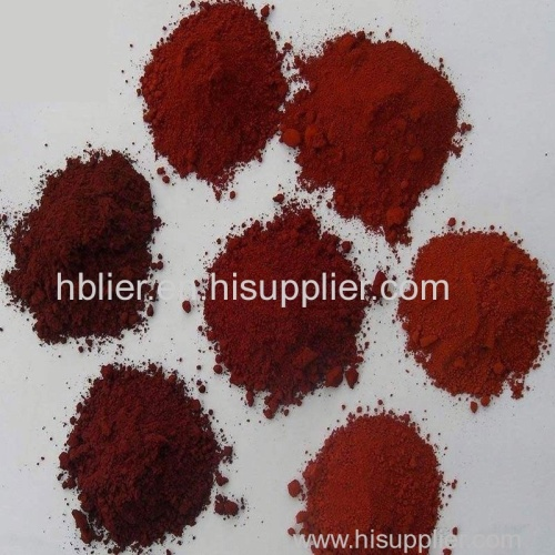 Organic Pigment Iron Oxide For Rubber Plastic Tinting