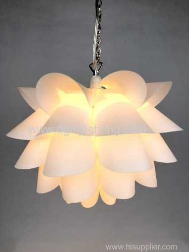 Assembly Lotus Chandelier Ceiling