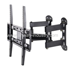 Swivel Dual Arms LCD TV Wall For 4481