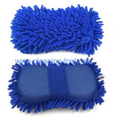 car wash cleaning sponge car polish sponge pad