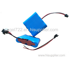 underwater robot low temperature battery 7.4v 4400mah-40℃ battery