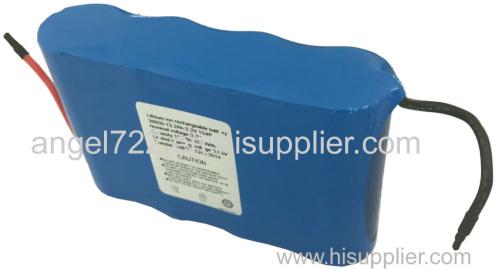 3.2V 3.3V 13AH LiFePO4 battery pack