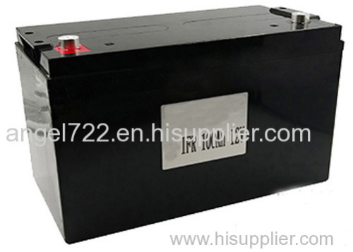 how to replace 12v 80AH battery AGM to lifepo4 battery