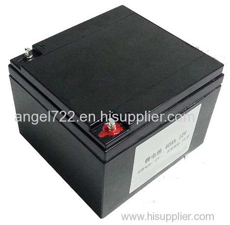 how to replace 12v 50AH battery SLA AGM to lifepo4 battery