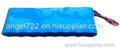 11.1v 18650 5400mah energy storage flat lithium battery
