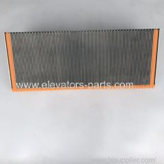 Hyundai Escalator Step Aluminum Alloy 30 Degrees (Second-hand)