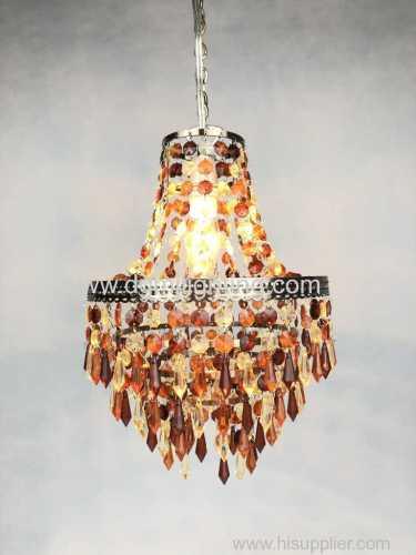 Blenheim Acrylic Beads Pendant