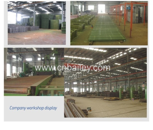 factory supply China manufacturer sway brace for super bailey bridge
