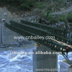 detachable steel bridge bailey steel bridge