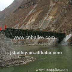 bailey bridge portable steel bridge