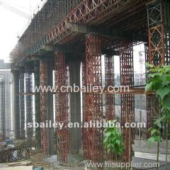 Bailey Bridge Temporary BridgeUrgent structure steel bridge