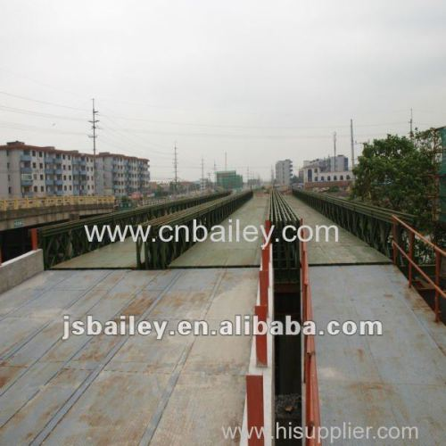 Bailey bridge in china
