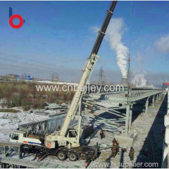 Factory price temporary bailey prefabricated bridge Easy and convenient