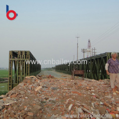 Promotional temporary bridge military Lowest Price