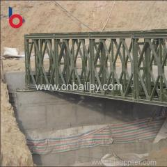 New Technology large span prefabricated compact bridge China Manufacture