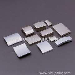 N52 Neodymium Magnet For Wind Turbine Generator