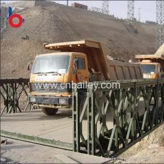 made in china hot seller permanent assembly temporary bridge