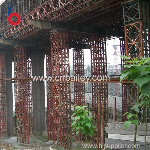 China manufacturer hot sale steel frame bridge