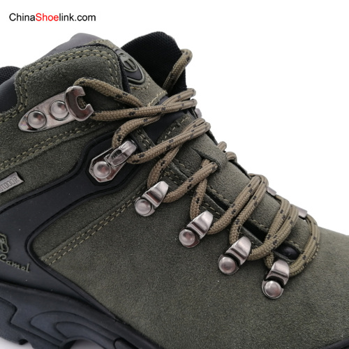Popular High Quality Men's Outdoor Sports Leather Trekking Boots